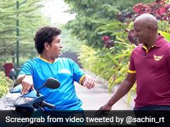 """Oscar Nomination"": Yuvraj Singh On Sachin Tendulkar, Brian Lara's Road Safety Awareness Video"