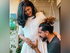 """ICYMI: Mom-To-Be Kishwer Merchantt Had The """"Bestest Holi Ever"""" - At Least Someone Did"""