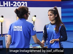 ISSF World Cup: India Win Gold In Men And Women's 10m Air Pistol Team Events