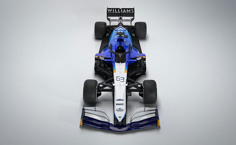 George Russell's career is managed by Mercedes even though he drives for Williams