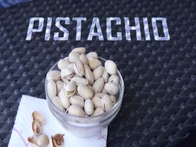 Video : [Sponsored] Nutrition Unshelled - Power of California Pistachios