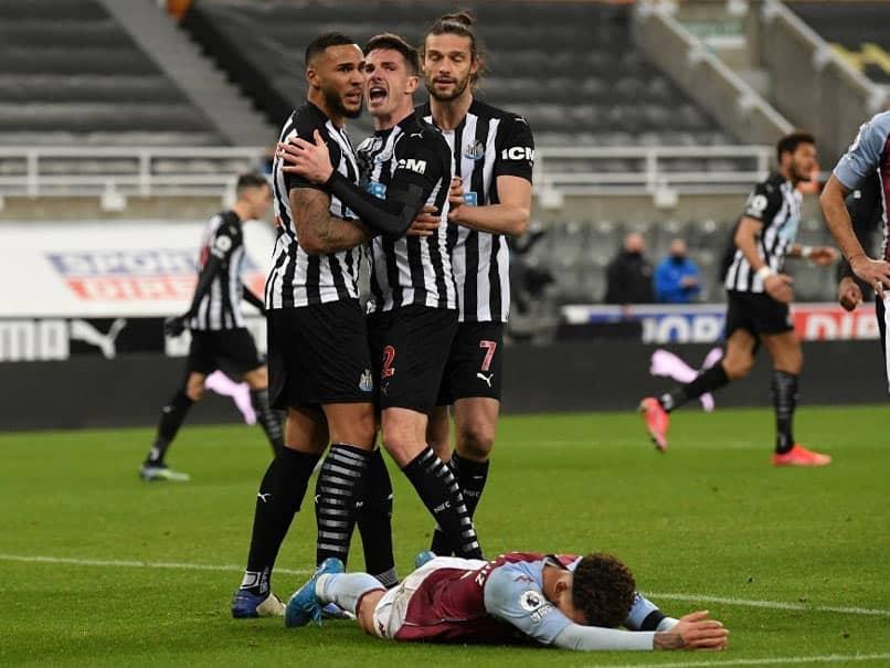 Premier League: Jamaal Lascelles Rescues Priceless Point For Struggling Newcastle vs Aston Villa