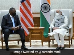 """""""Convey My Best Wishes To POTUS"""": PM On Meeting US Defence Secretary"""