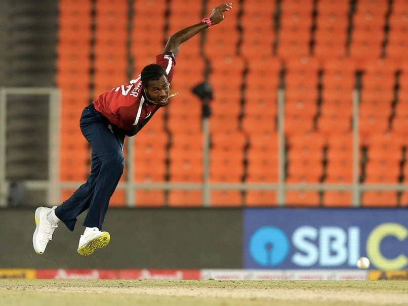 Jofra Archer Wants To Be Fit For T20 World Cup And Ashes, Made Sensible Decision: Chris Silverwood
