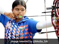 Archer Jyothi Surekha Vennam Sets New National Record