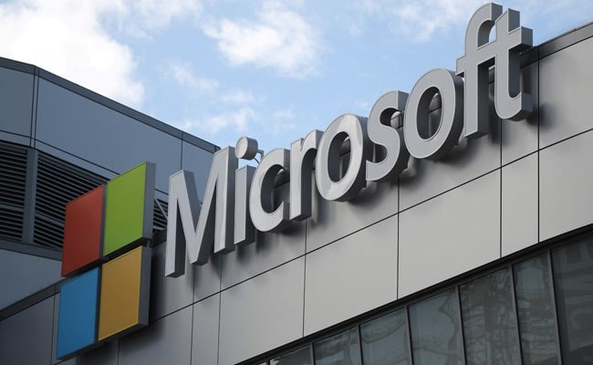 Microsoft In  Billion Talks To Acquire This Business