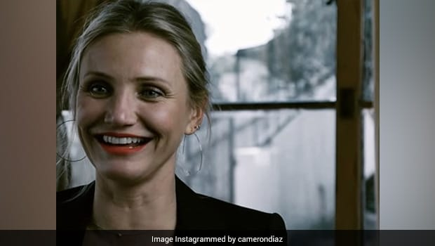 Watch: Hollywood Superstar Cameron Diaz Reveals Her Go-To Instant Meal And Cooks It Too