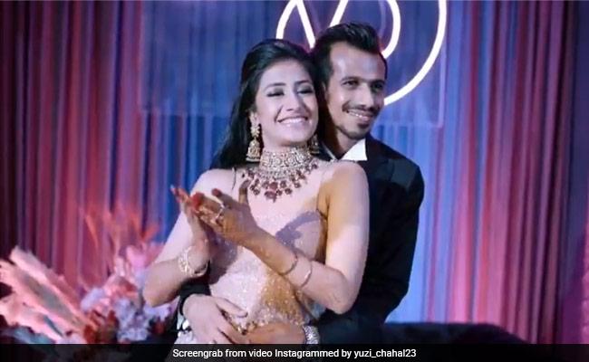 Yuzvendra Chahal And Dhanashree Verma's Wedding Teaser Has 'Lots And Lots' Of Love