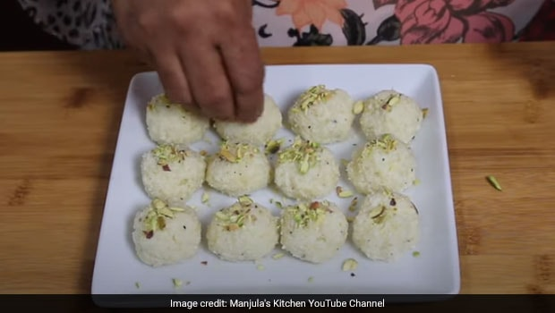 Holi Paneer Petha Laddu: Celebrate The Festival Of Holi And Easily Make Paneer Petha Laddu At Home, Here The Recipe Video