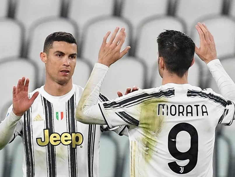 Juventus gave their hopes of a 10th straight Serie A title a timely boost as they beat struggling Spezia 3-0 on Tuesday to move within seven points of league leaders Inter Milan.