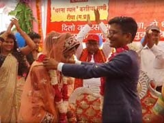 In A Message To Centre, Marriage At Madhya Pradesh Farmers' Protest Site