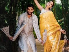 More Pics From Jasprit Bumrah And Sanjana Ganesan's Wedding Album