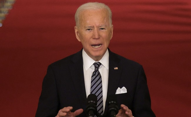 Joe Biden Doesn't Regret Calling Putin 'Killer', Says White House