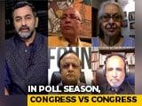 Video: In Poll Season, Congress vs Congress