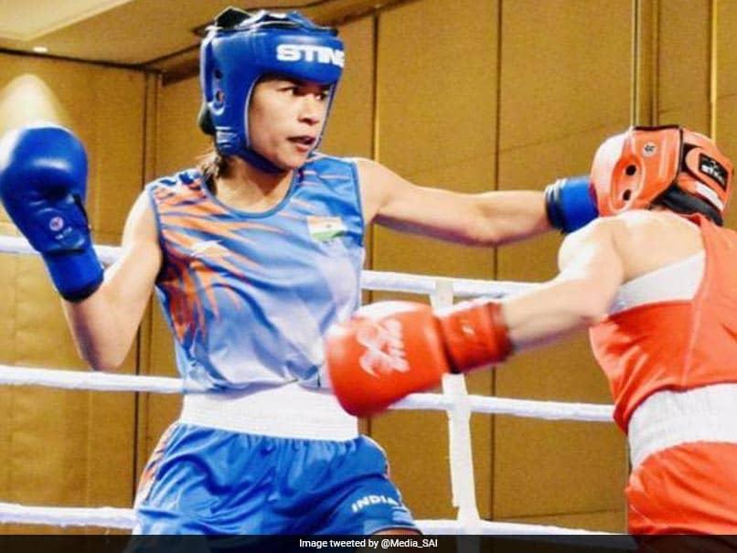 Nikhat Zareen Stuns Two-Time World Champion Nazym Kyzaibay To Enter Bosphorus Boxing Tournament Semis