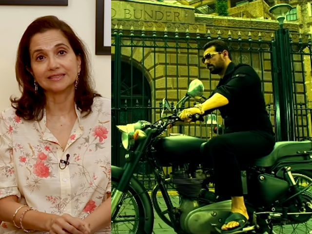 Video : <i>Mumbai Saga</i>: Anupama Chopra's Review - Sanjay Gupta's Aim Is To Glorify Men And Guns