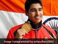 ISSF World Cup: Saurabh Chaudhary Wins Silver In Men's 10m Air Pistol, Abhishek Verma Bags Bronze