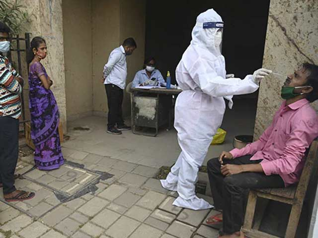 """Video : """"Double Mutations Not Significant In India,"""" Says Government"""