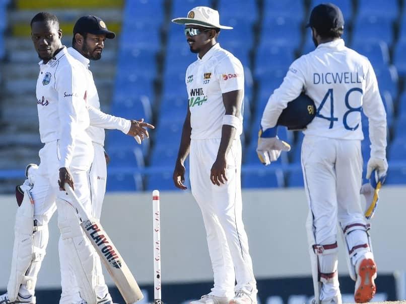 WI vs SL: Nkrumah Bonners Maiden Test Hundred Helps West Indies Draw 1st Test Against Sri Lanka