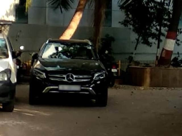 Video : Mercedes With Cash, Number Plate Of Ambani Bomb Scare SUV Found In Mumbai