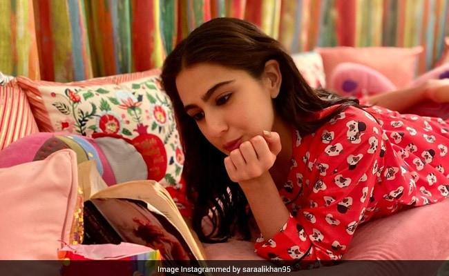 Sara Ali Khan's 'Halwa Ka Jalwa' May Trigger Intense Sweet Cravings (See Pic)