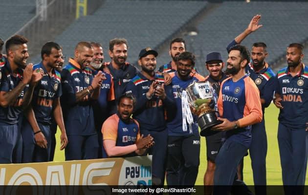 "India Had ""Season Of Lifetime In Toughest Of Times"", Tweets Ravi Shastri"