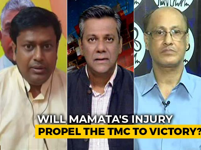 Video : Mamata Banerjee's Wheelchair Rallies A Threat To BJP In Bengal?
