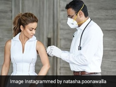 """Proud To Take The Jab"": What Natasha Poonawalla Said On Serum Institute's Covishield"