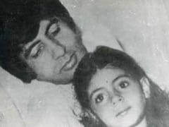 """On Shweta's Birthday, Amitabh Bachchan Reminds Us (Again): """"Daughters Are The Best"""""""