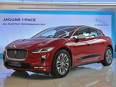 जगुआर I-Pace इलेक्ट्रिक SUV भारत में लॉन्च, शुरुआती कीमत Rs. 1.05 करोड़