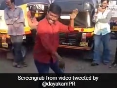 Pune Auto Driver Wows Twitter With Lavani Performance