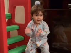 Viral: Kapil Sharma's Little Daughter Anayra Dancing To Honey Singh's Song <I>Jingle Bell</i>