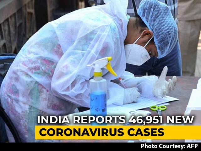Video : India Sees Biggest Single-Day Surge In Covid Cases Since Early November