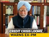 "Video : Unemployment High Due To ""Ill Considered Demonetisation"": Manmohan Singh"