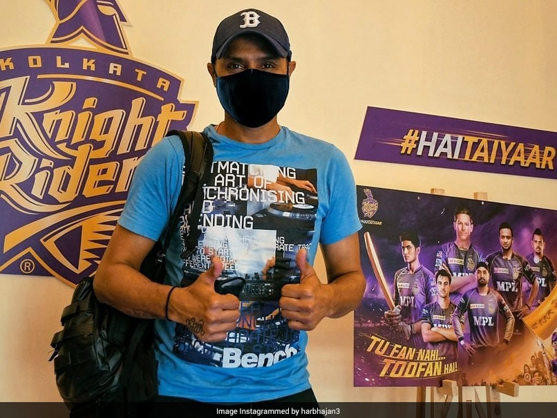"IPL 2021: ""Have Nothing To Prove To Anyone,"" Says KKRs New Recruit Harbhajan Singh Ahead Of IPL 2021"