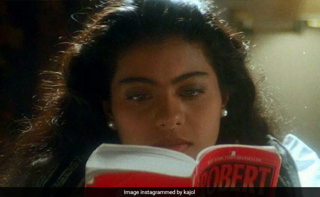 Kajol's Favourite Word? It's The Biggest Word You Ever Heard...