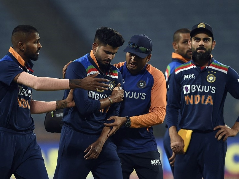 India vs England, 1st ODI: Injury Scare For India As Shreyas Iyer, Rohit Sharma Go Off The Field