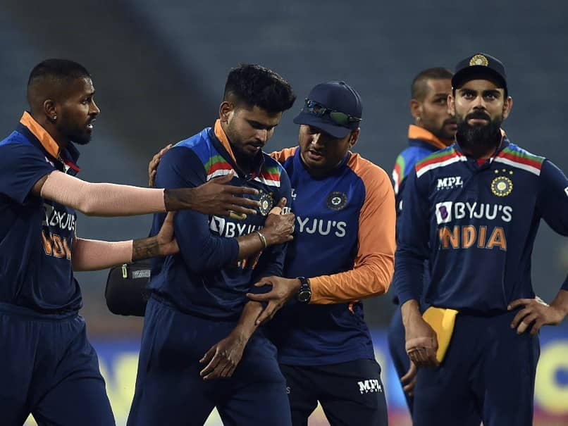 India vs England: Shreyas Iyer Ruled Out Of ODI Series With Shoulder Injury, To Miss Part Of IPL