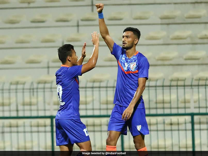 India made a fine comeback to hold Oman to 1-1 in their first international match after the COVID-19 lockdown.