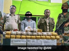 Meth Tablets Worth Over Rs 12 Crore Seized In Mizoram, 1 Arrested