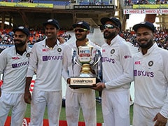IND vs ENG: India Topple New Zealand To Become No.1 Test Side, Finish On Top Of World Test Championship Standings