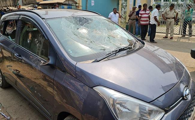 BJP Leader Suvendu Adhikari's Brother Alleges Attack By Trinamool - NDTV