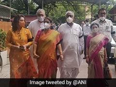"Trinamool Delegation Meets Poll Panel, Demands Probe Into ""Attack"" On Mamata Banerjee"
