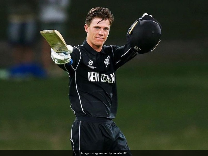 Finn Allen, Will Young Get Maiden Call-Ups As New Zealand Name T20I Squad vs Bangladesh