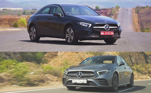 Video : Mercedes-Benz A-Limousine Review, Mercedes-AMG A35 Review