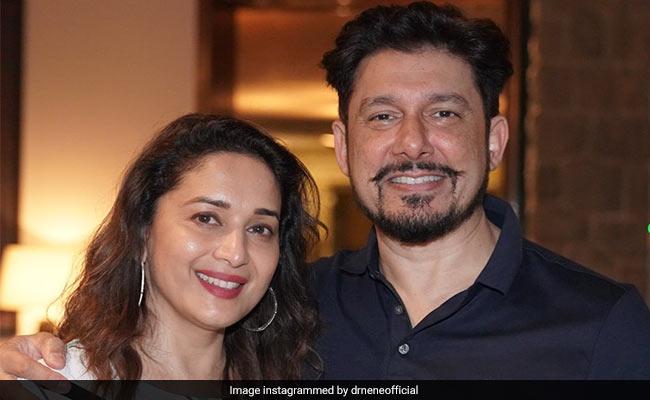 Sriram Nene Never Has A Dull Moment With Wife Madhuri Dixit Around