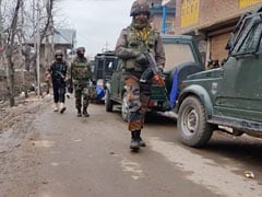 Terrorist Killed In Encounter In Jammu And Kashmir's Shopian, Anti-Terror Ops On