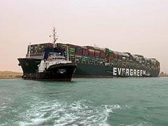 Massive Ship Blocking Suez Canal Costs About $400 Million An Hour