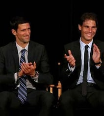 NDTV Exclusive: World No 1 Djokovic On Rivalry With Federer, Nadal