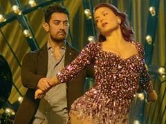 <i>Koi Jaane Na</i>: Aamir Khan And Elli AvrRam Set The Stage On Fire In <i>Har Funn Maula</i>